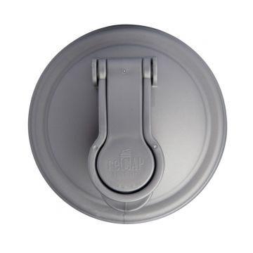 Sample - reCAP® Mason Jars Lid POUR cap | Wide Mouth | Silver