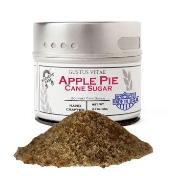Apple Pie Cane Sugar - Case of 8