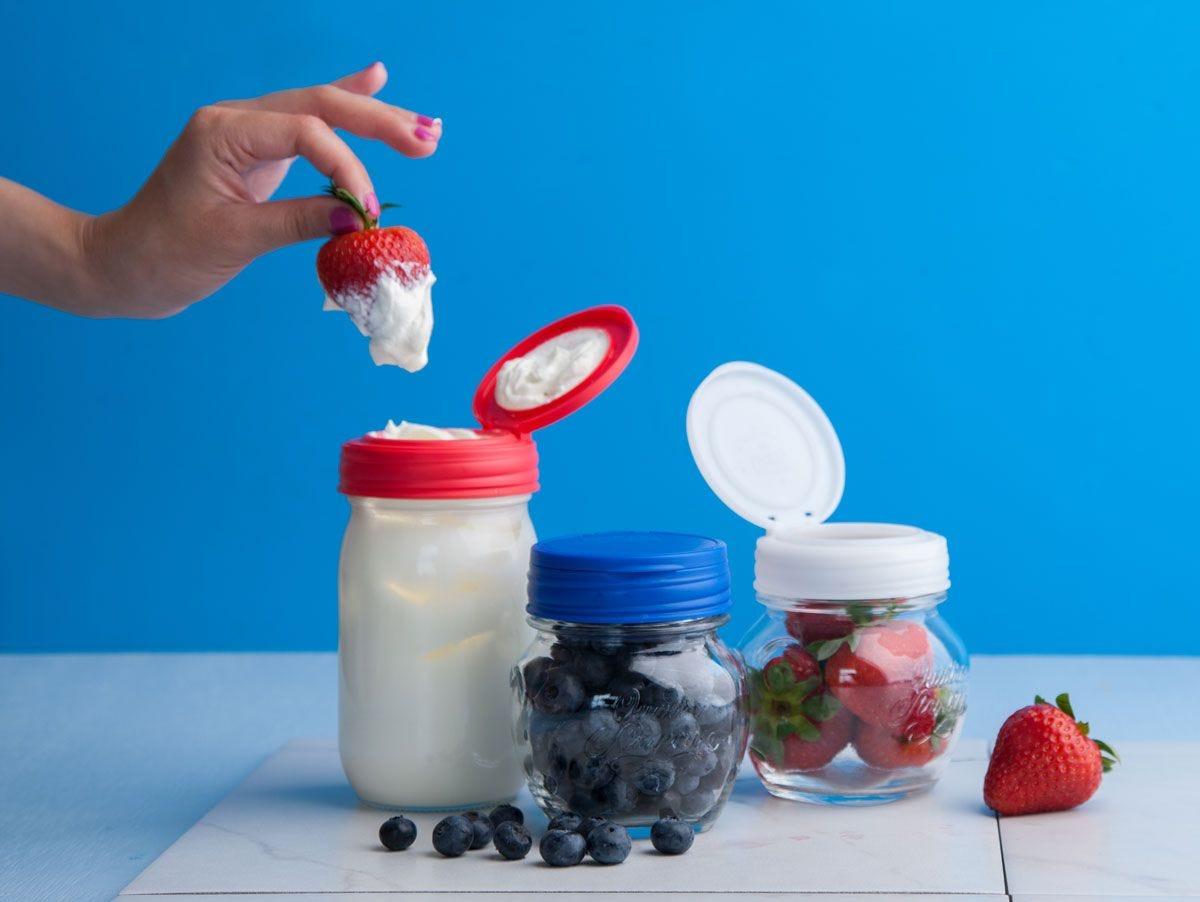Mason Jar Whipped Cream Hack recipe.