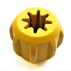 ID Gear Treat Pocket - Large, Yellow Dog Toy