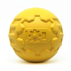 ID Ball - Large, Yellow Dog Toy