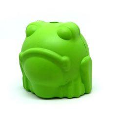 MKB Bull Frog - Large, Green Dog Toy