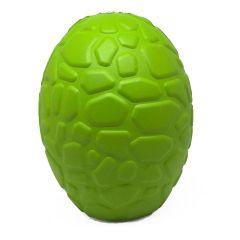 MKB Dinosaur Egg - Large - Green Dog Toy