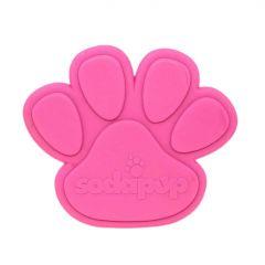 SP Nylon - Paw Print - Pink Dog Toy