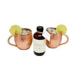 Hudson & Lee Moscow Mule Gift Set - Case of 8