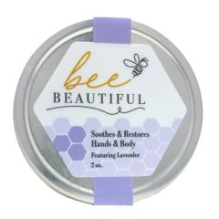 All Natural Moisturizer Tins - Set of 8