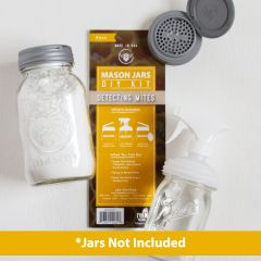 Sample - reCAP® Mason Jars DIY Kit: Bees - Detecting Mites