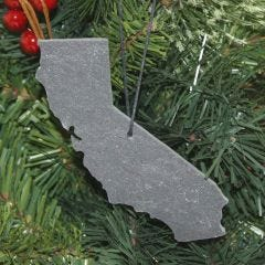 State Slate Ornaments - Case of 10