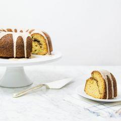 Chai Spice Bundt Cake with Cinnamon Streusel
