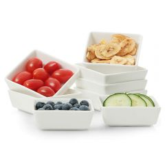 4oz Porcelain Ramekins Bakeware Set - Case of 12