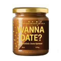 Chocolate Date Spread - Case of 12