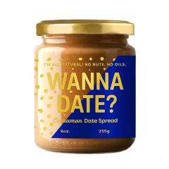 Sample - Cinnamon Date Spread