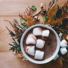 Spicy Submarine Hot Chocolate