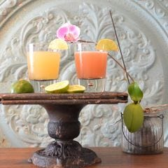 Ultimate Tangerine and Watermelon Daiquiris