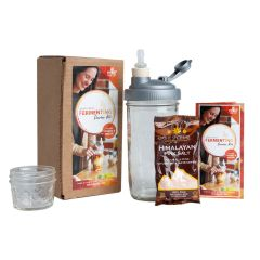 Sample - reCAP® Mason Jars Fermentation Starter Kit