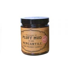 Pluff Mud Mercantile Scented Candle - Holiday Scents - 8oz