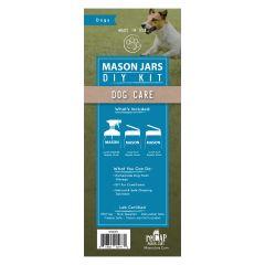reCAP® Mason Jars DIY Kit: Dog Care - Case of 6