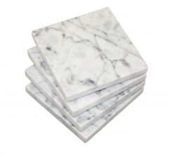 Marble Coasters- Set of 4