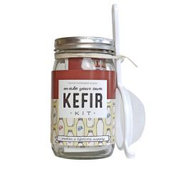 Milk Kefir Kit, Make Your Own - Case of 4