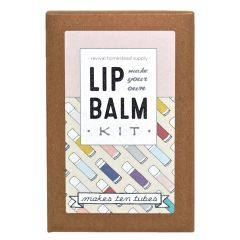 Lip Balm Kit, Make Your Own All-Natural - Case of 6