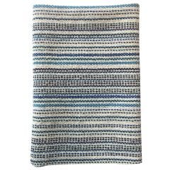 Modern Stripe Napkin - Blues