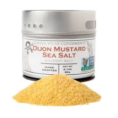 Dijon Mustard Sea Salt - Case of 8