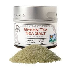 Green Tea Sea Salt - Case of 8