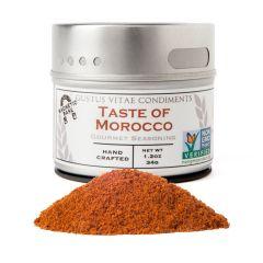 Taste of Morocco Gourmet Seasoning - Case of 8