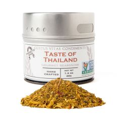 Taste of Thailand Gourmet Seasoning - Case of 8