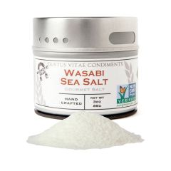 Wasabi Sea Salt - Case of 8