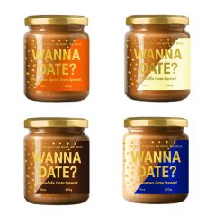 Date Spread - Build Your Own Mixed Case of 12