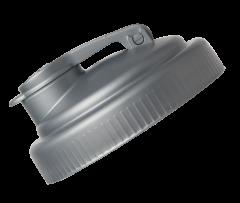 Sample - reCAP® Mason Jars Lid POUR Cap, Wide Mouth, Silver