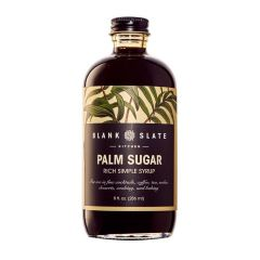 Palm Sugar Rich Simple Syrup - Case of 24