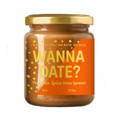 Sample - Pumpkin Spice Date Spread