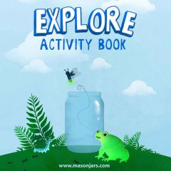 reCAP Kids® EXPLORE Activity eBook Download