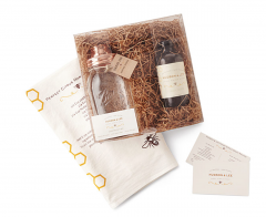 Sample - Hudson & Lee Mason Jar Cocktail Shaker Gift Set