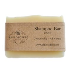 Conditioning Pet Shampoo Bar