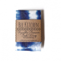 Small Beeswax Wrap, Variety of Boho Patterns - Case of 10