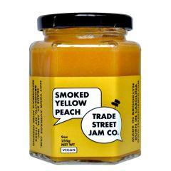 Smoked Peach Small Batch Vegan Jam - Case of 12