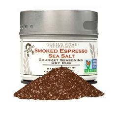 Smoked Espresso Sea Salt - Case of 8