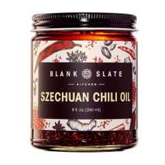 Sample - Szechuan Chili Oil