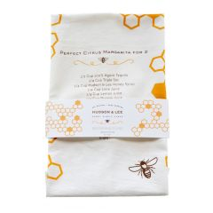 Hudson & Lee Tea Towel with Recipe Print - Case of 12