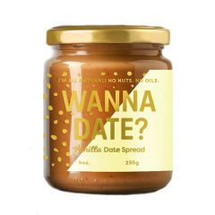 Sample - Vanilla Date Spread