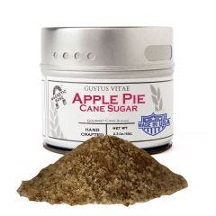 Apple Pie Cane Sugar - Case of 8