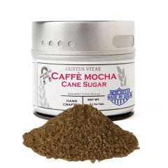 Caffè Mocha Cane Sugar - Case of 8