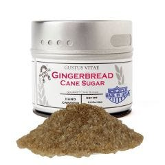Gingerbread Cane Sugar - Case of 8