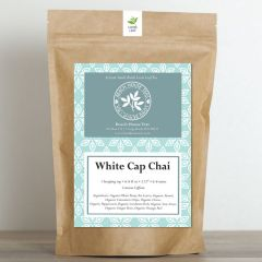 2 oz White Cap Chai Artisan Loose Leaf Tea (case of 5)