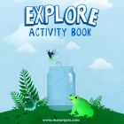 reCAP Kids® EXPLORE Activity eBook Download