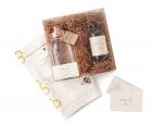 Hudson & Lee Mason Jar Cocktail Shaker Gift Set - Case of 8