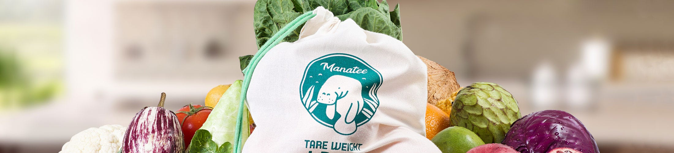 Manatee Bags